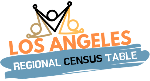 SELA Collaborative becomes SELA's Regional Co-Convener as part of Los Angeles Regional Census Table (LARCT)