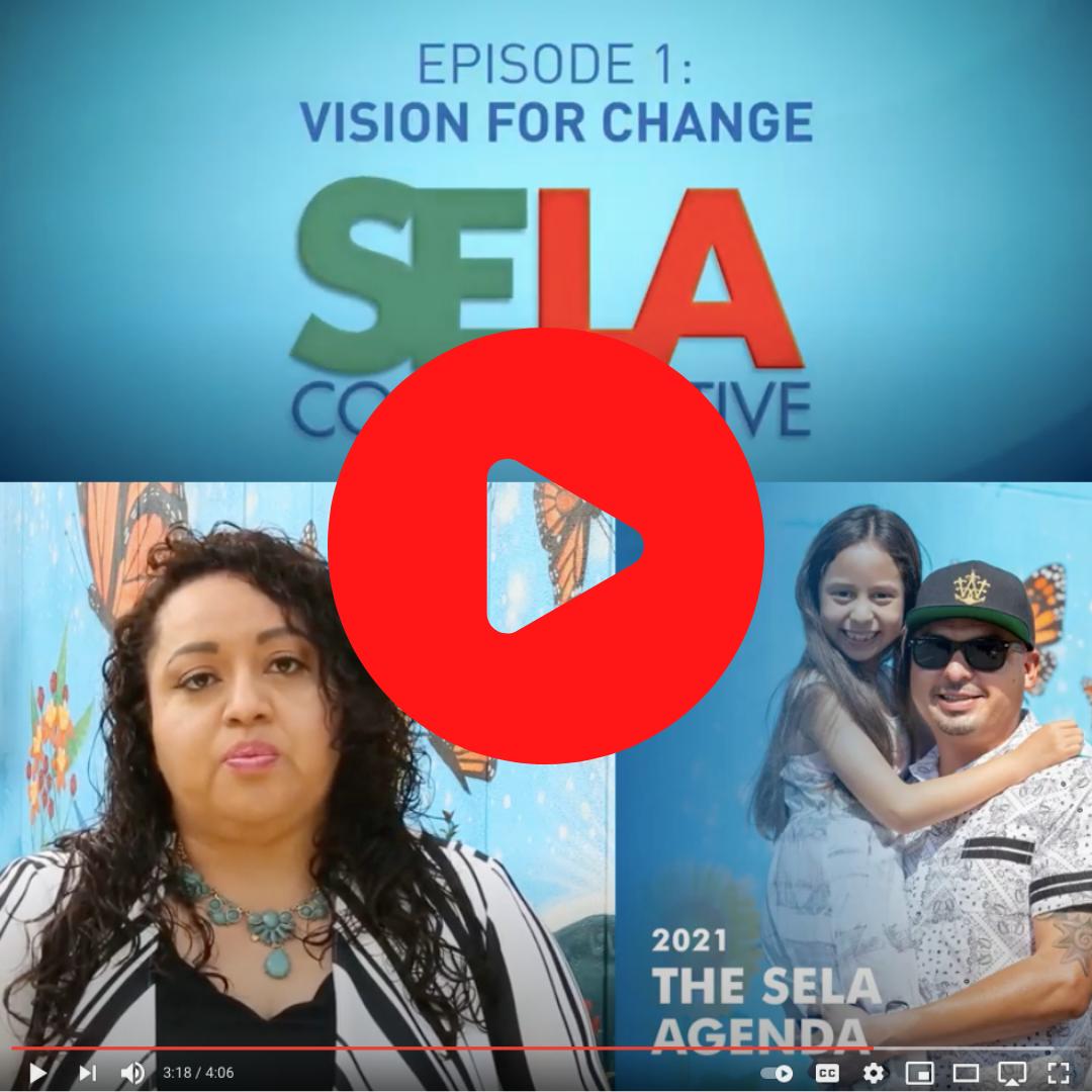 SELA's Vision for Change